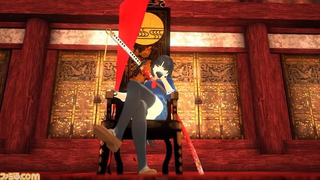 PS4《御姐玫瑰:起源》画面完全重制追加白发美女