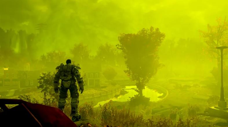 《辐射76》更新惹玩家愤怒 发夹重量问题又出现了