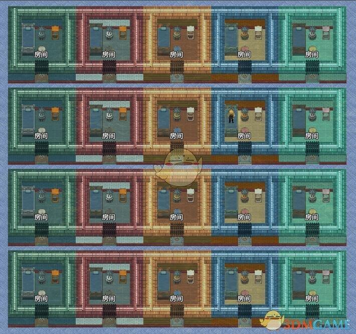 《了不得的修仙模拟器》圆润的门派房子布局一览
