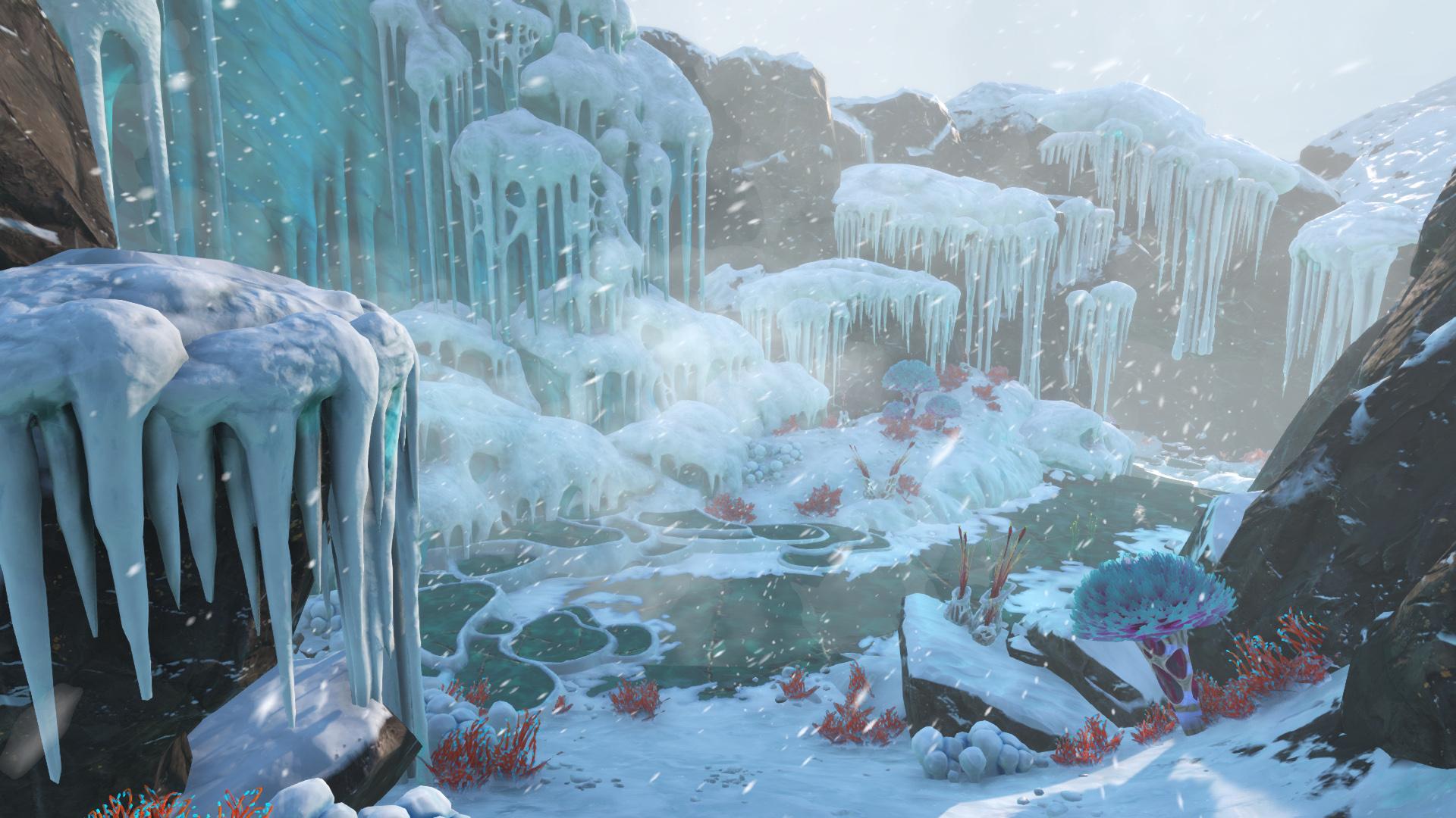 《深海迷航:冰点之下》登陆Steam抢先体验 探索冰川奇景