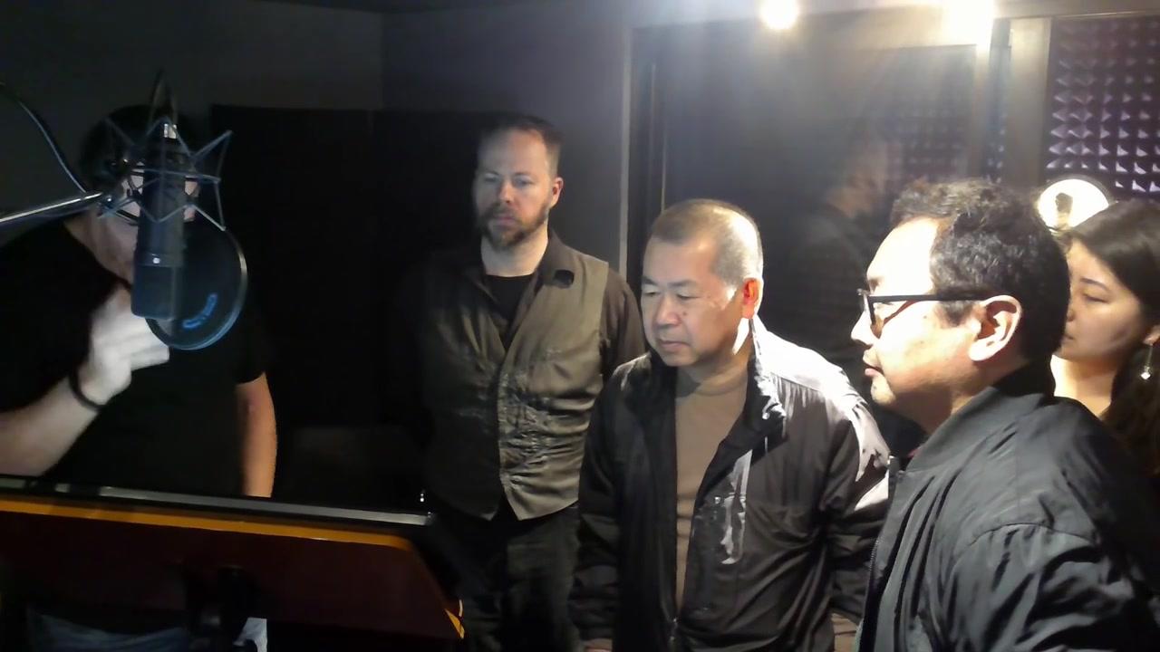 顺利进行中 《莎木3》英文配音花絮视频公布