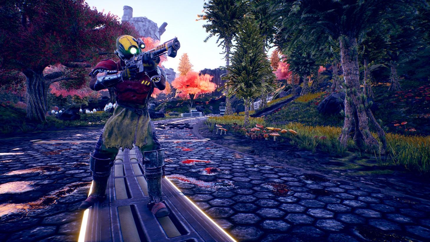 《外部世界》新情报 玩家能为所欲为击杀所有NPC