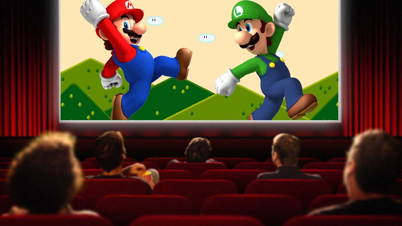 《超级马里奥兄弟》动画改编电影将于2022年上线开播