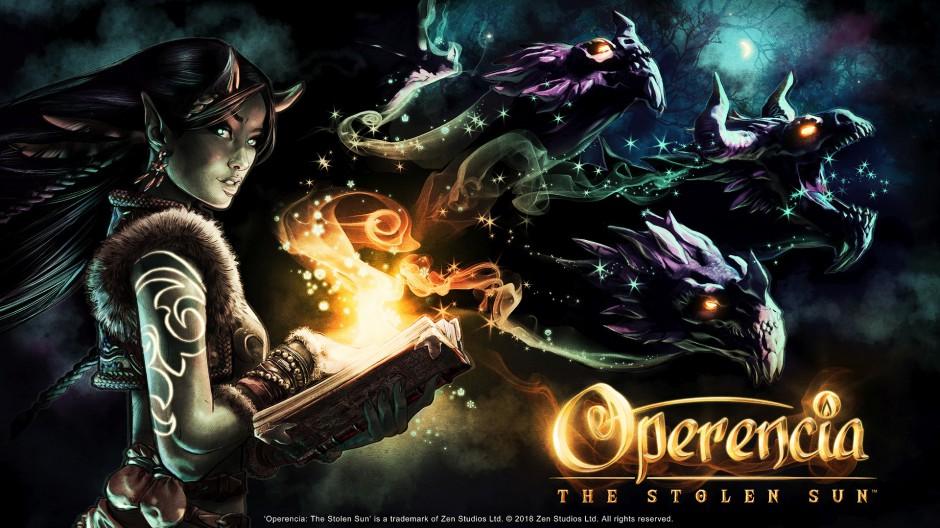 传统RPG《奥普伦西亚: 窃日》即将于春季登场
