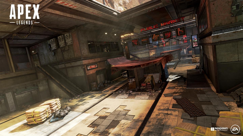 泰坦陨落免费大逃杀游戏《Apex英雄》现已发售 支持简体中文