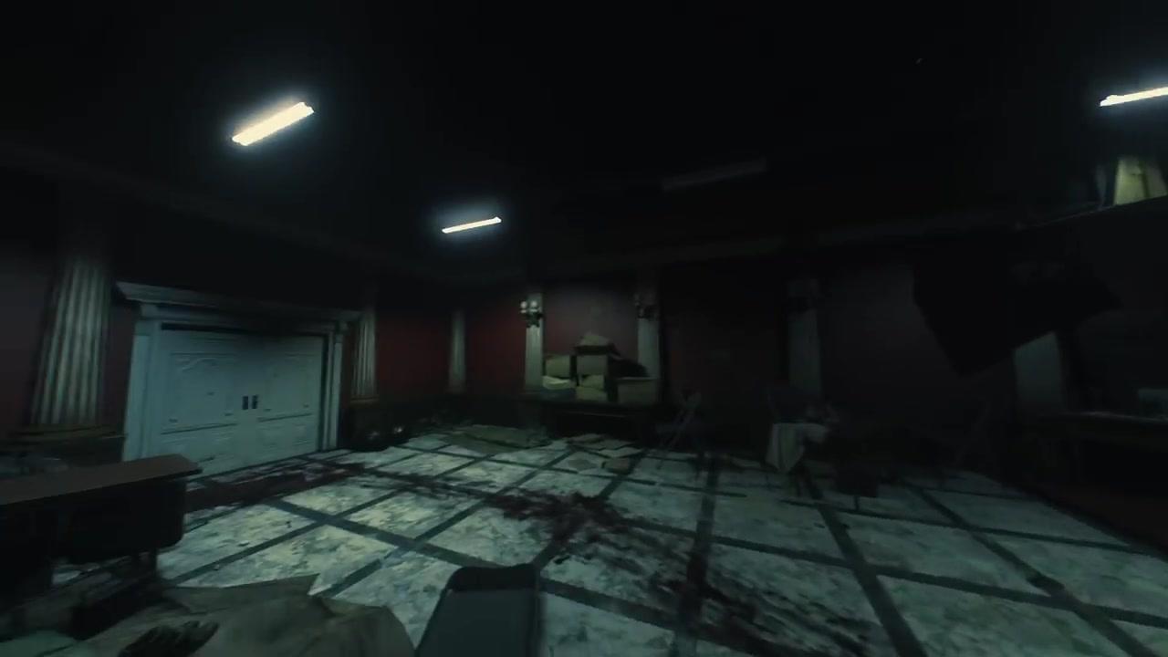 《生化危机2:重制版》第一人称视角mod放出