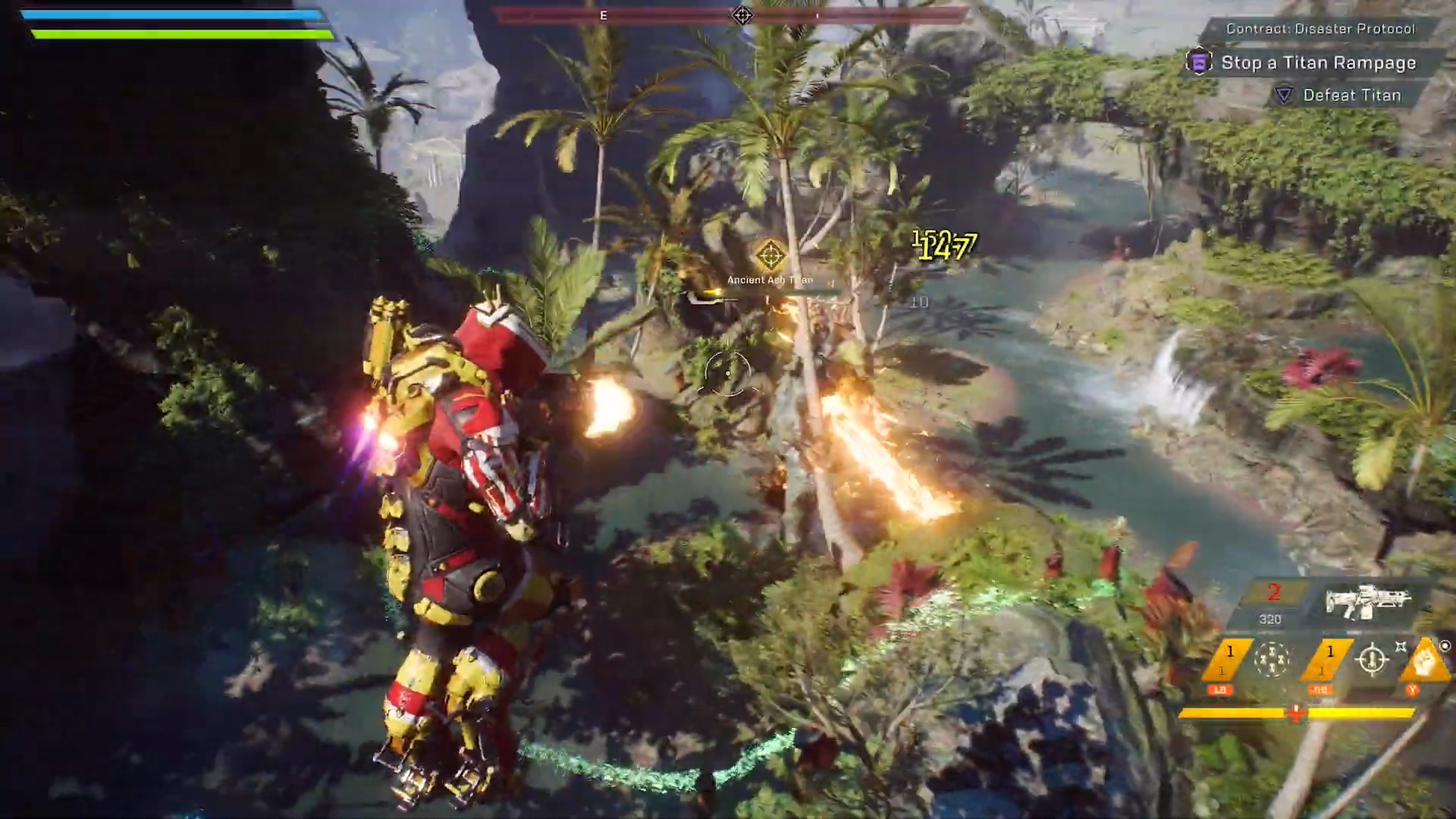 满级之后别有洞天 《圣歌》新视频展示游戏终局内容