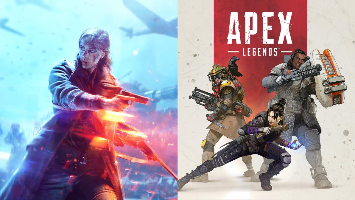 EA:《战地5》大逃杀和《Apex英雄》不存在竞争