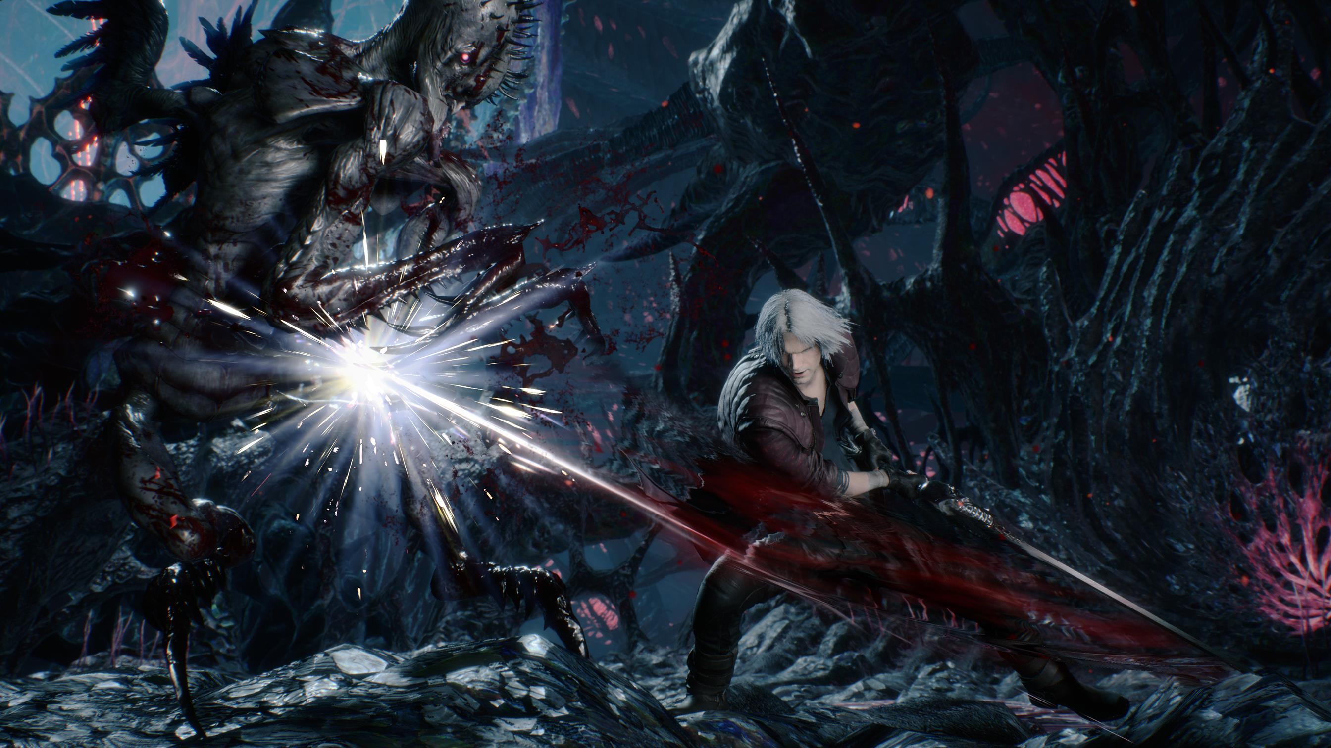 卡普空:不排除将《鬼泣》推向任天堂Switch的可能