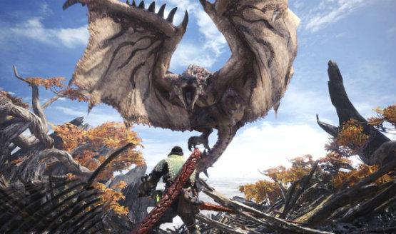 《怪物猎人:世界》的老猎人会不会爱上《噬神者3》?