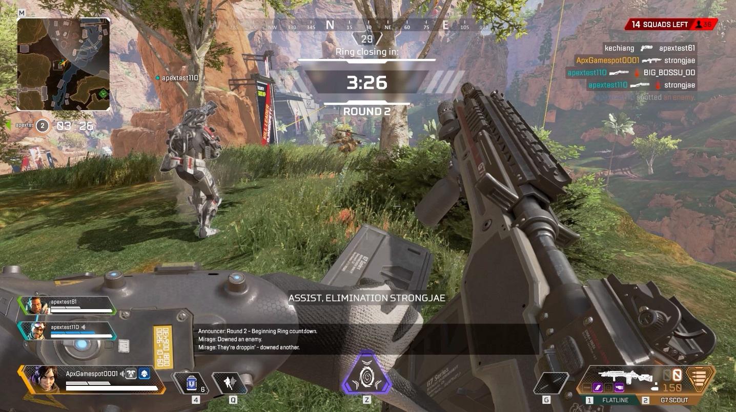 《Apex英雄》GameSpot 9分 大逃杀未来的发展方向