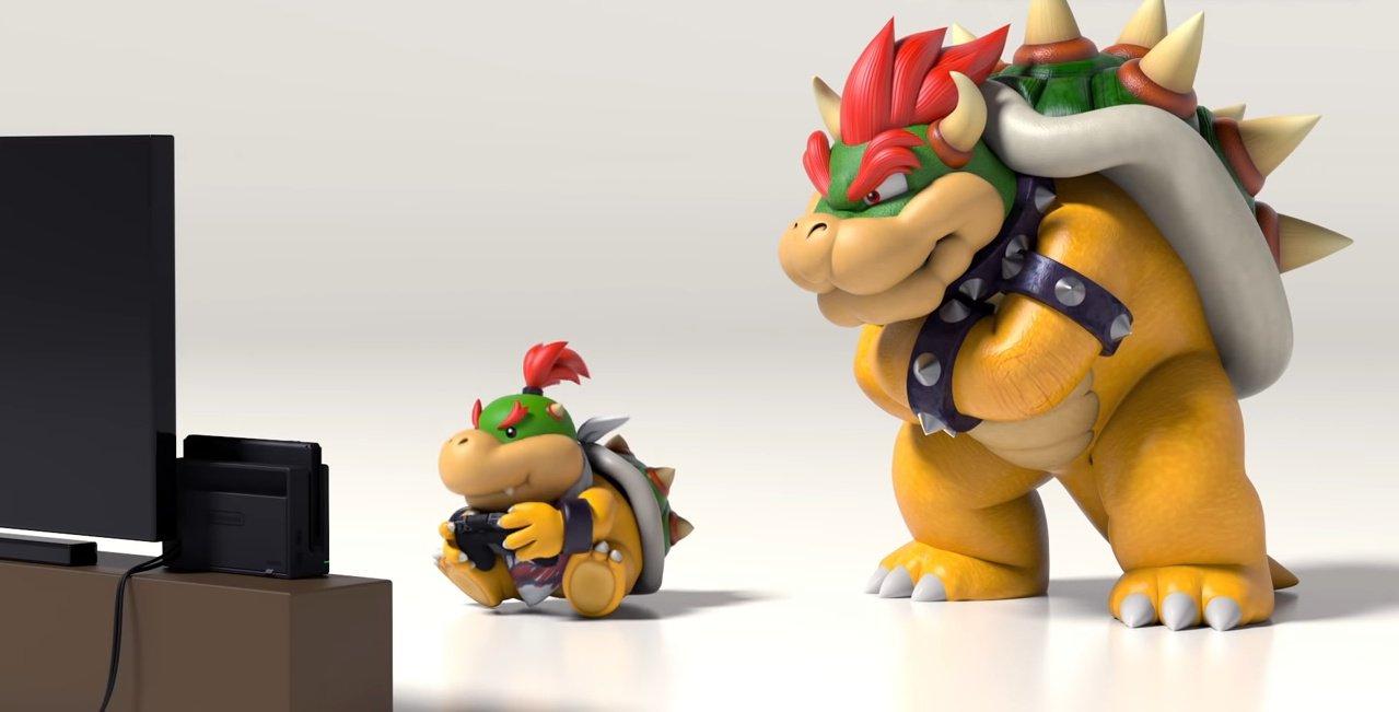 任天堂财报中称已经采取必要措施防止电子游戏成瘾