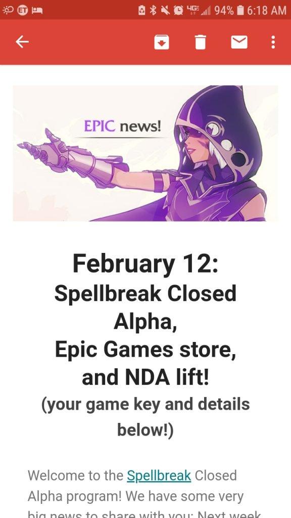 魔法吃鸡游戏《咒语破碎》转投EPIC游戏商城