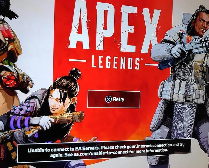 EA封杀伊朗《Apex英雄》游戏玩家