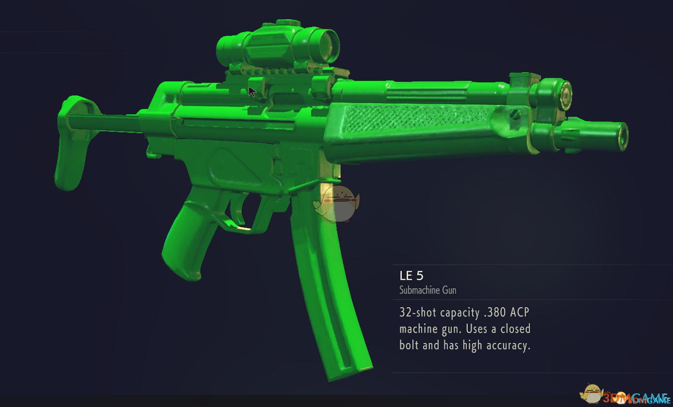 《生化危机2:重制版》修改角色武器颜色方法一览