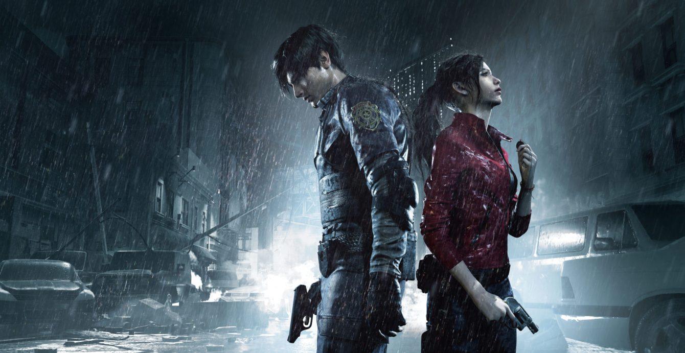 《生化危机2:重制版》登顶欧服1月PSN销量榜