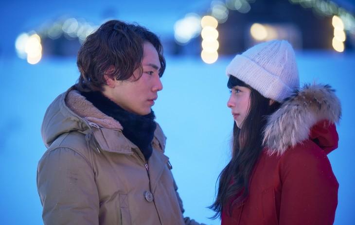 文艺男苦恋患病女 中岛美嘉名曲《雪之华》真人电影催泪宣传片