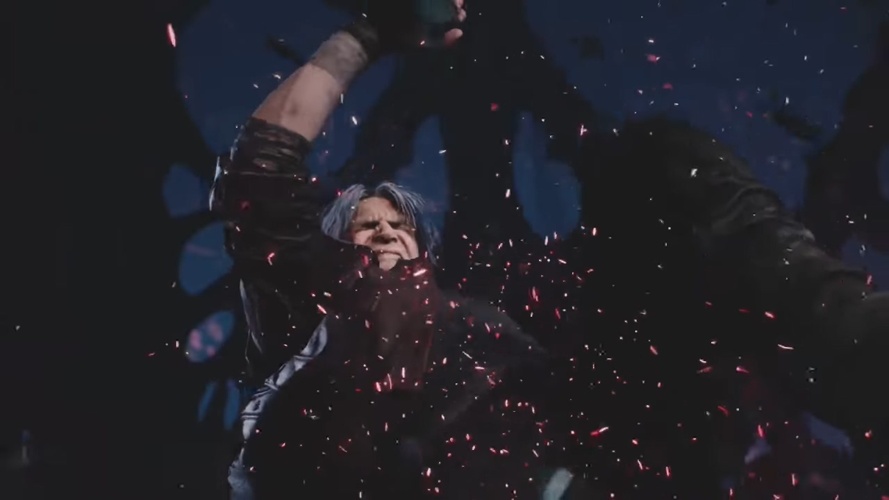 《鬼泣5》新试玩片段 尼禄大战最强Boss乌里森
