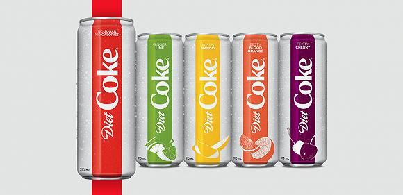 可口可乐推出全新桔子香草口味 2月25日美国全面发售