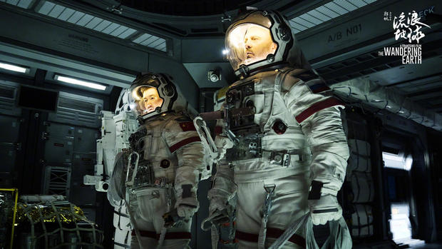 《流浪地球》北美首周斩获160万美刀远超《美人鱼》