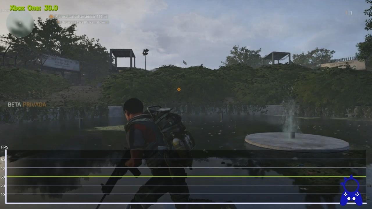 育碧神优化!《全境封锁2》四大主机帧数对比测试