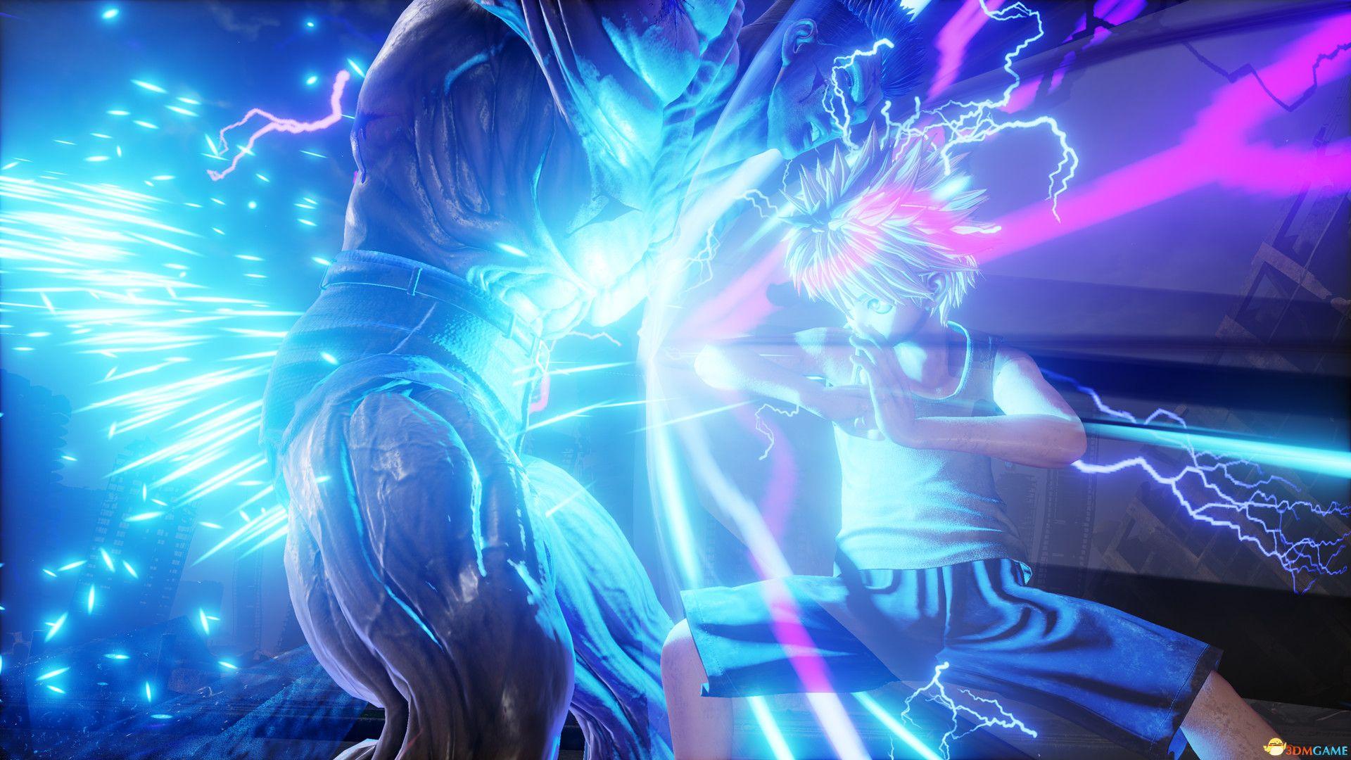 神仙打架 《JUMP大乱斗》PC终极版中文免安装版