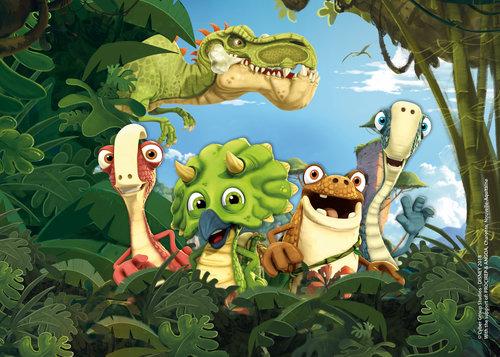 同名绘本动画改编家庭游戏《巨兽龙》登陆全平台