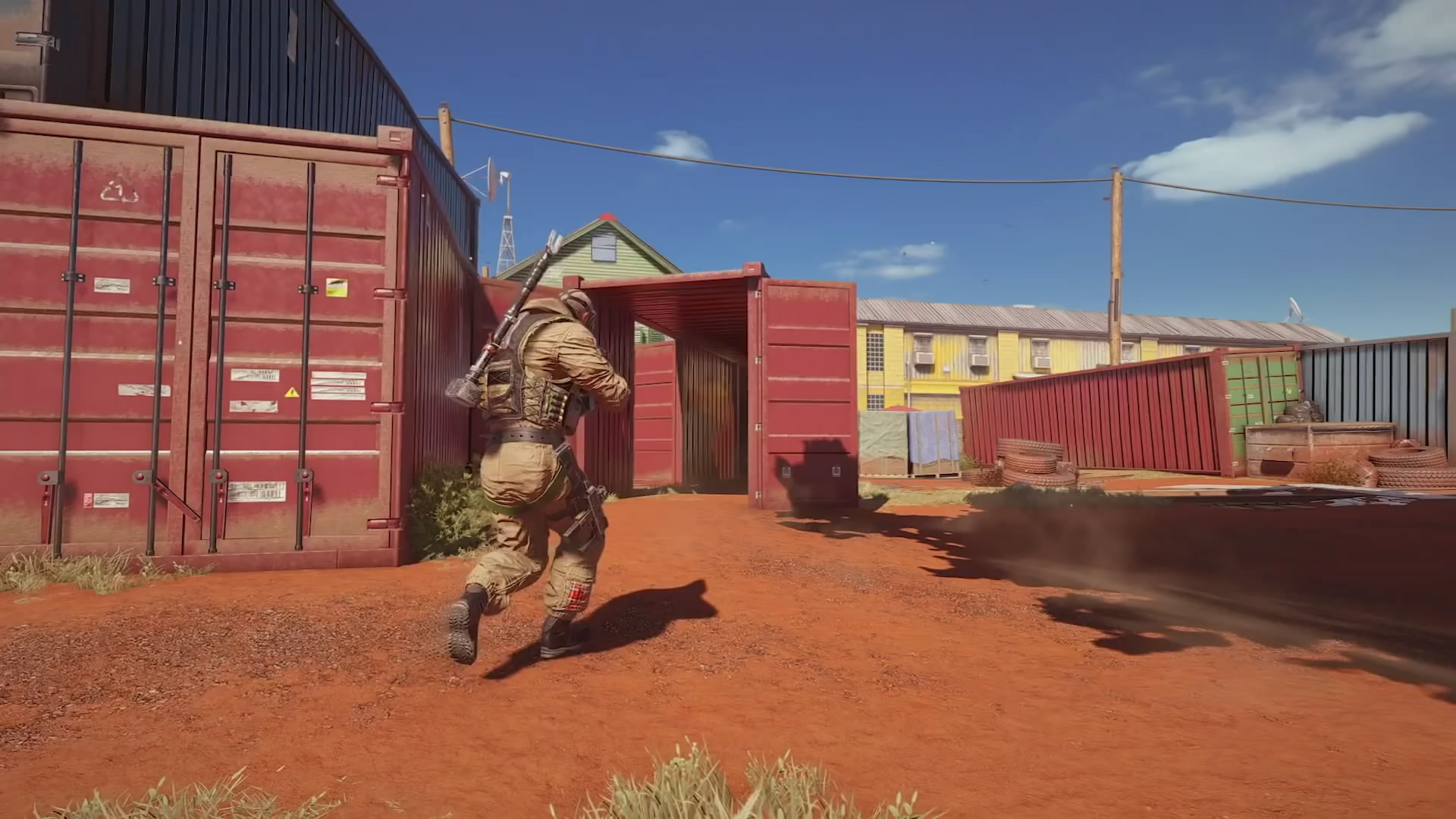 《彩虹六号:围攻》新地图预告 在汽车旅馆激情厮杀