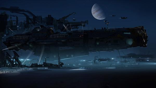《无畏战舰》:海外太空大作对新春的奇特理解