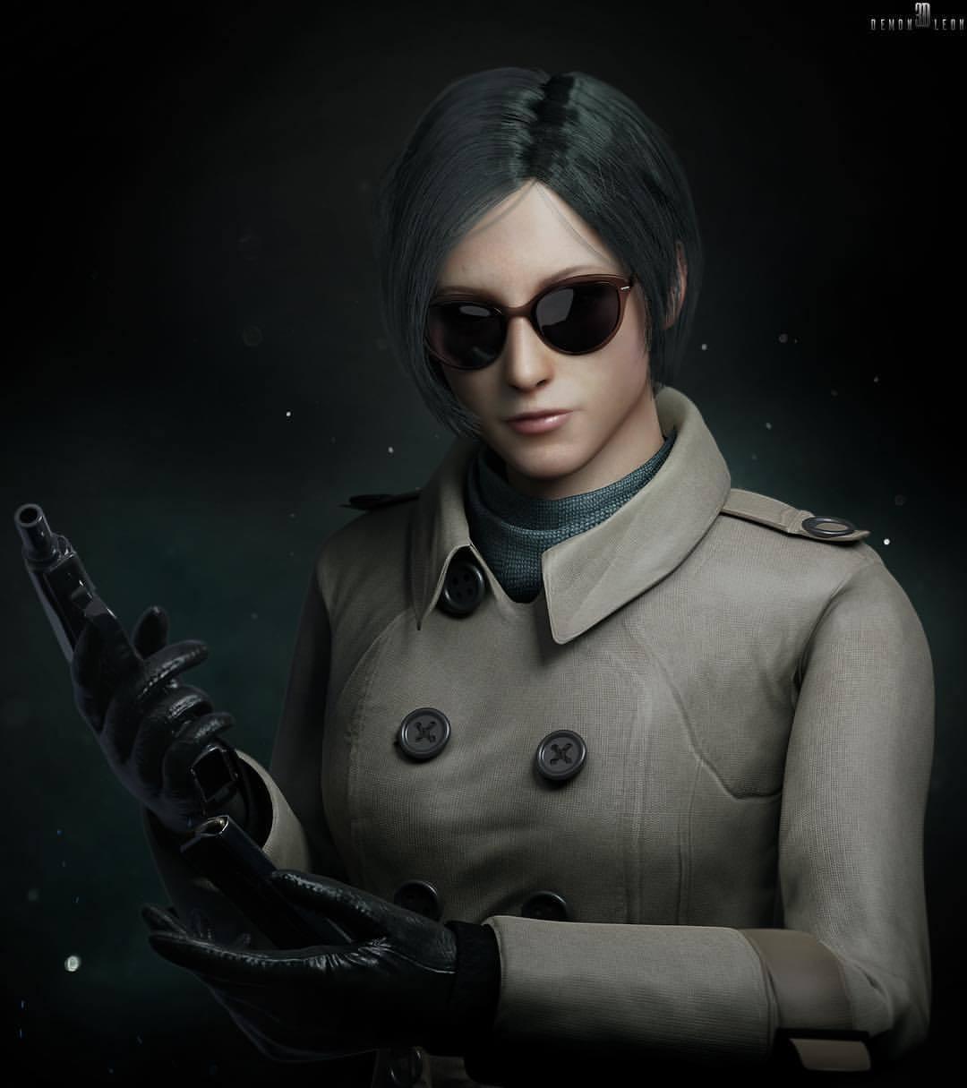 生于一念之间 神谷英树推特大爆人气间谍御姐艾达王诞生秘闻