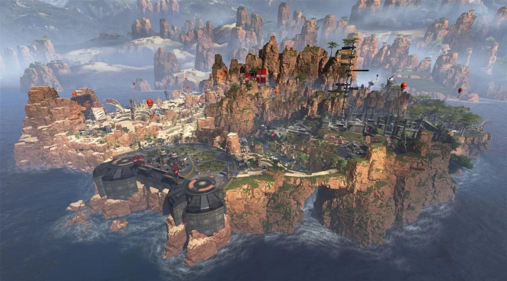 重生CEO:《Apex英雄》将来或推出更大的地图