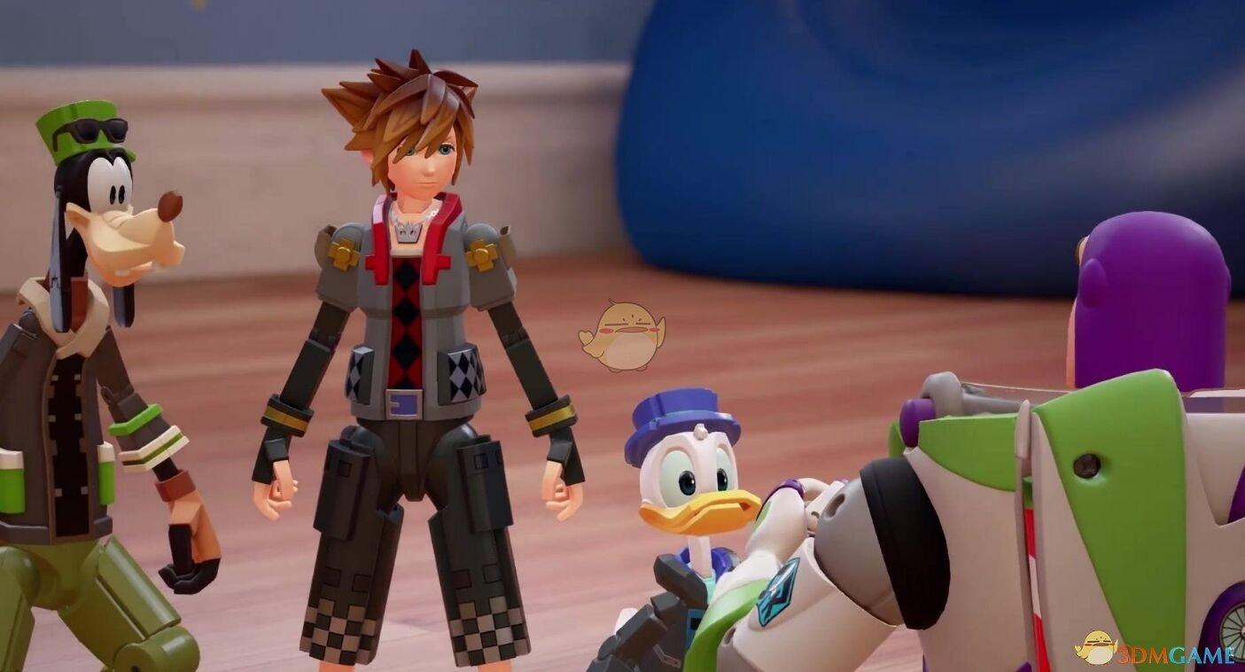 《王国之心3》玩具总动员世界全宝箱位置攻略