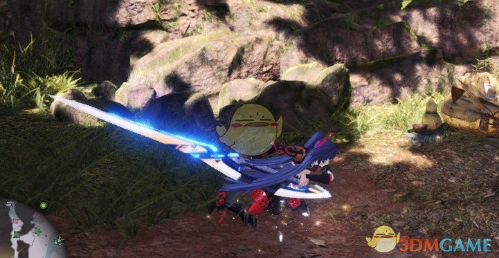 《怪物猎人:世界》崩坏3人物武器替换合集MOD
