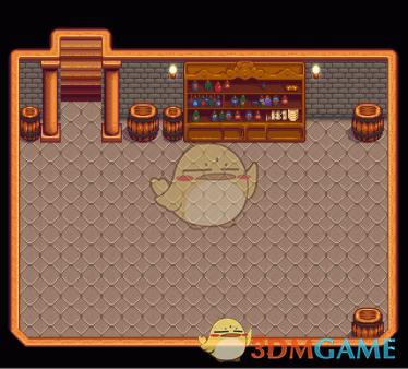 《星露谷物语》整洁地窖MOD