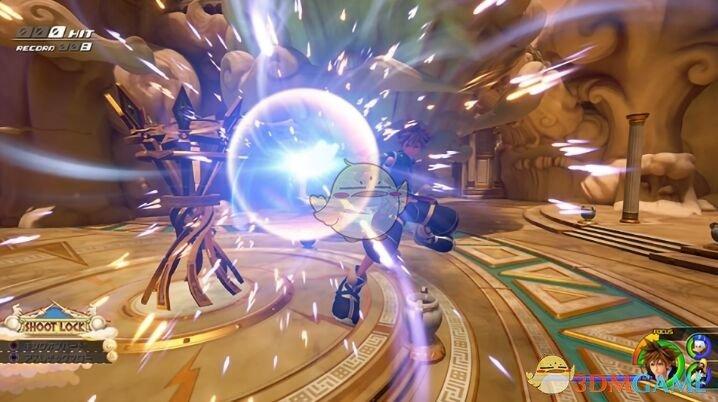 《王国之心3》锁定射击操作技巧指南