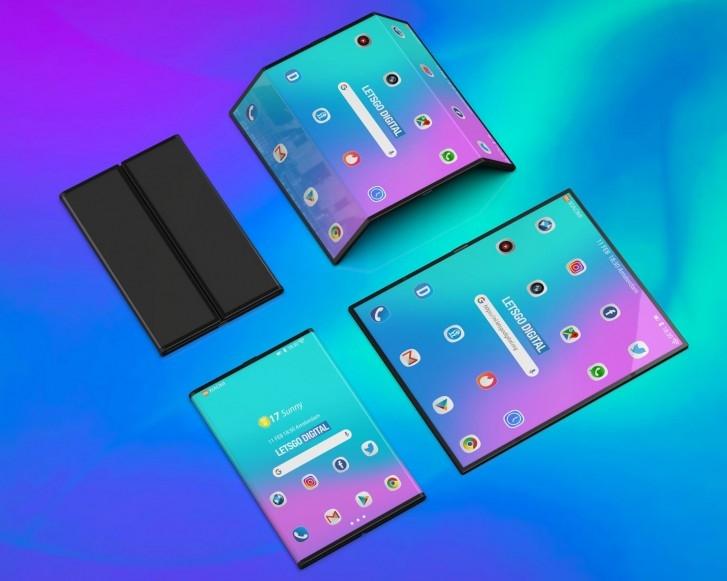 小米双折叠手机�...