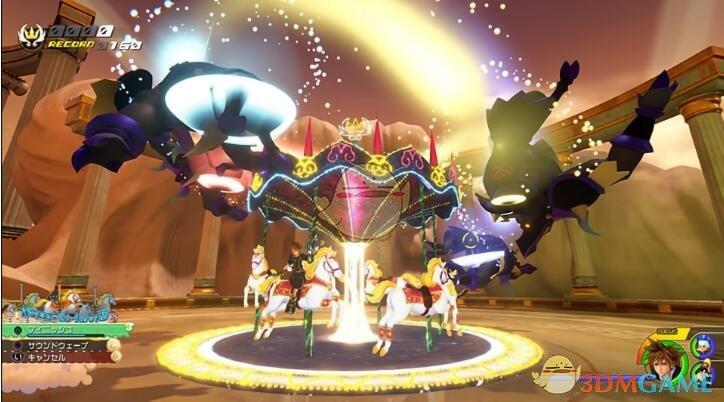 《王国之心3》情景指令乐园设施流触发方法介绍