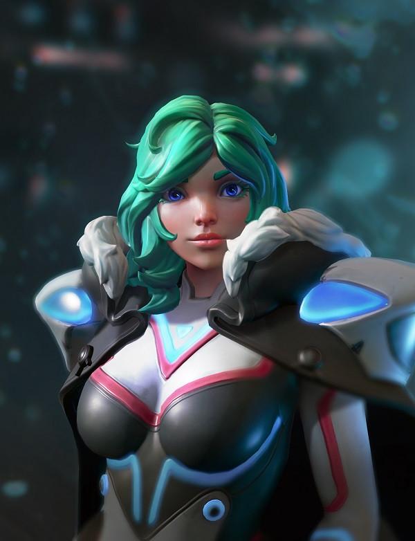 外坚内柔:盘点《Genesis》玩家最喜爱的三位女性英雄