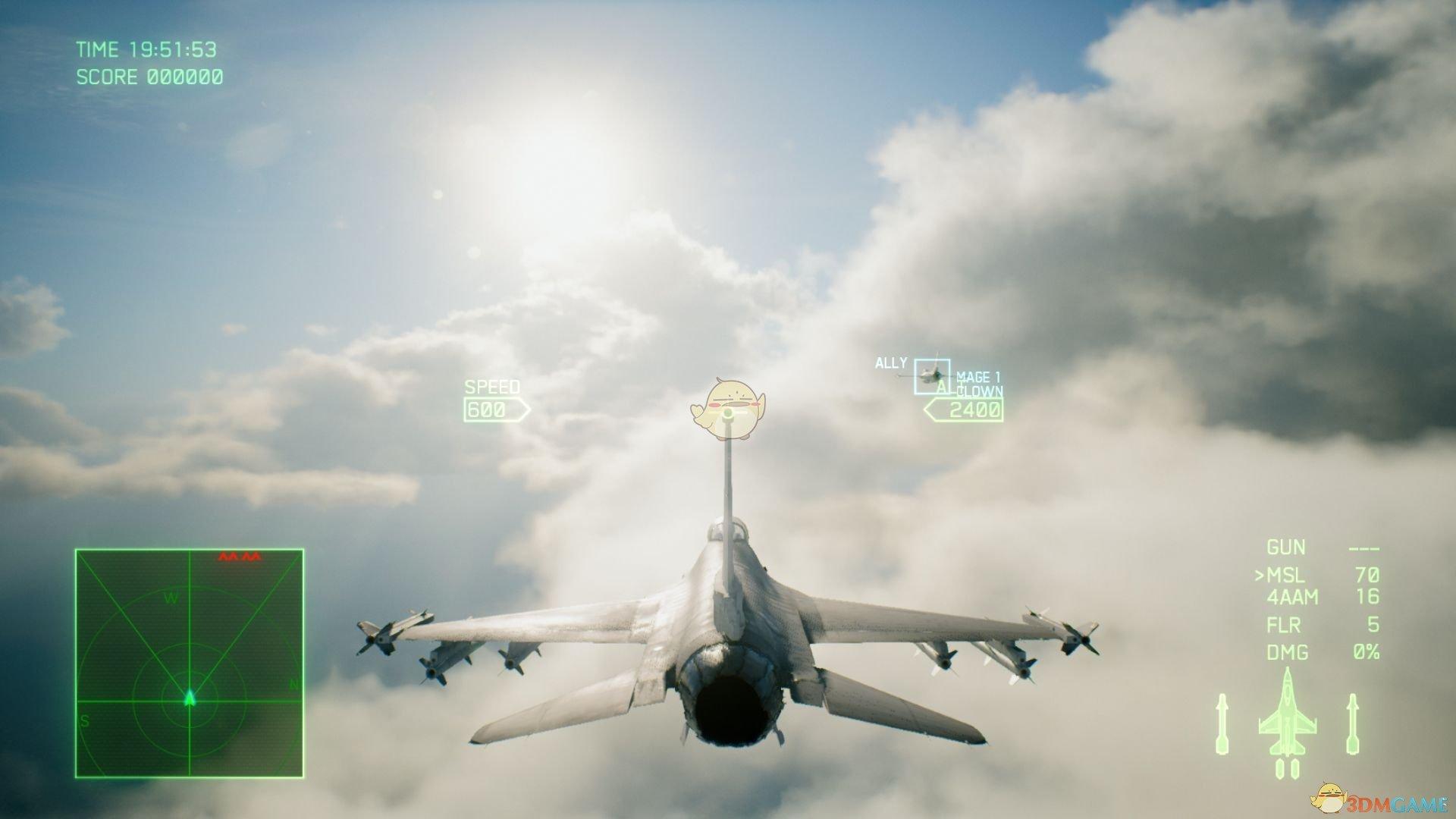 《皇牌空战7:未知空域》强力插件推荐