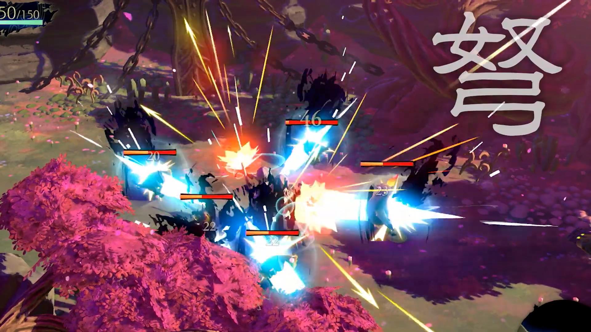 SQUARE ENIX动作RPG新作 《鬼哭邦》 夏季登陆STEAM
