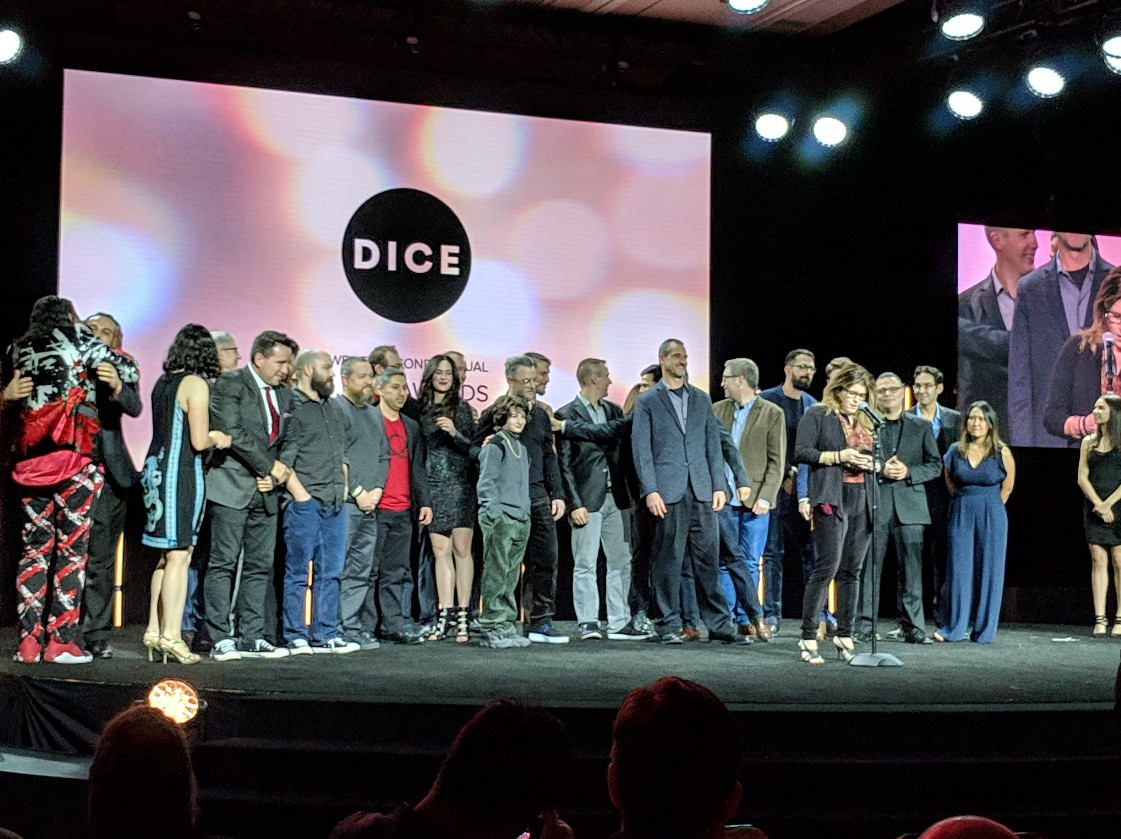 《战神4》再获最佳跻身历史第四 DICE 2019获奖名单揭晓