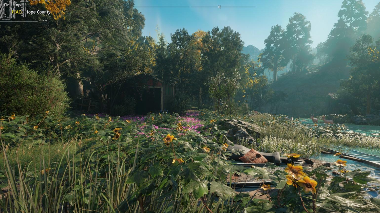 《孤岛惊魂:新曙光》4K美如画 2080Ti最高画质稳60