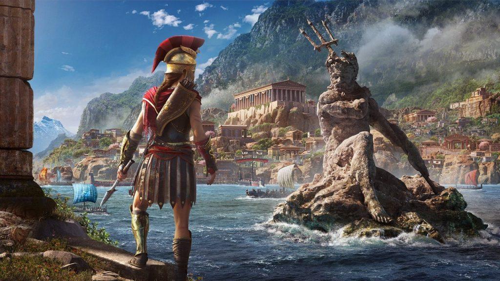 《刺客信条:奥德赛》全面超预期 育碧称其是RPG品牌