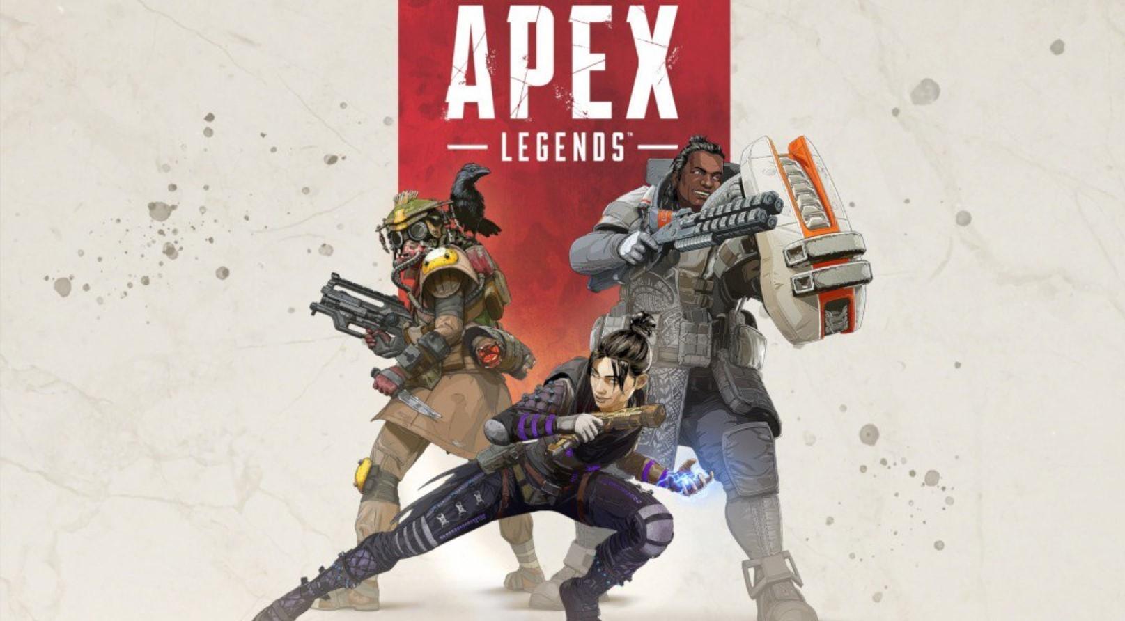 腾讯将代理《Apex英雄》国服?网传腾讯与EA磋商代理事宜