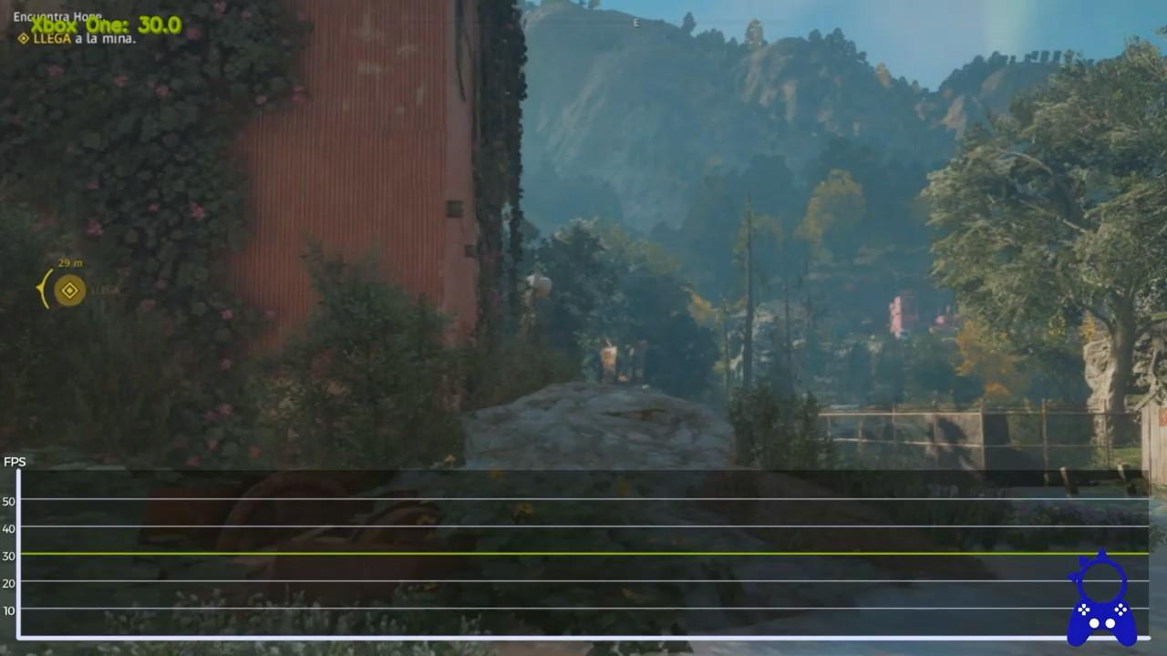 育碧看看隔壁Apex《孤岛惊魂:新曙光》主机帧数测试