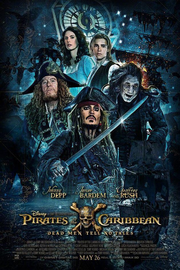 杰克船长已神游!传 《加勒比海盗》 重启无望 或就此完结