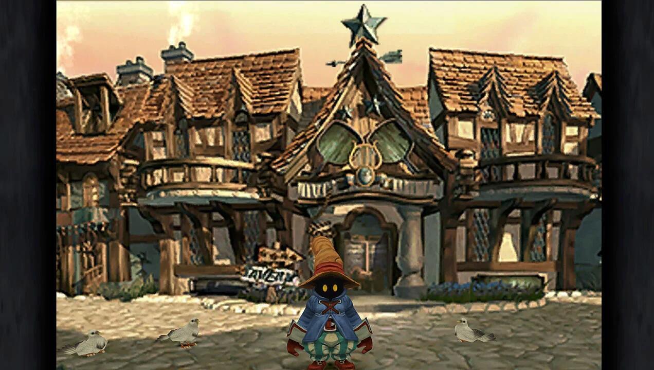 并不是每款游戏移植到Switch都是精品,比如最终幻想9