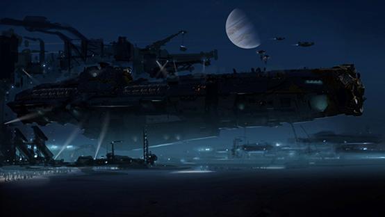 <b>《无畏战舰》:人类是否应该抛弃地球去流浪</b>