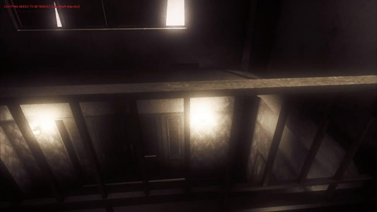 国外大神用虚幻4重制《寂静岭2》 游戏恐怖感大增