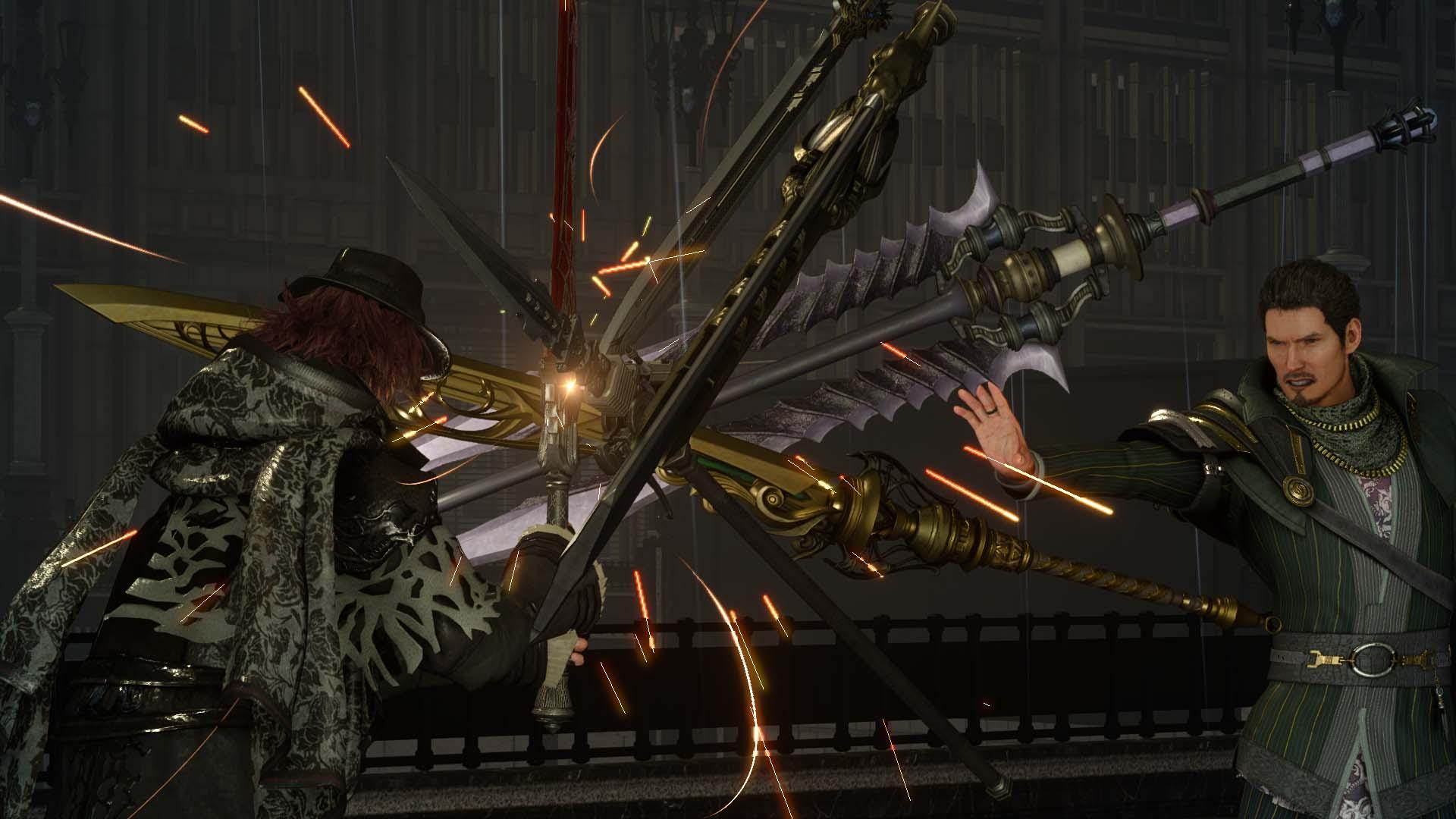 """《最终幻想15》""""艾汀之章""""DLC大量新截图公布"""